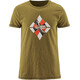Red Chili Genesis 18 Shortsleeve Shirt Men yellow